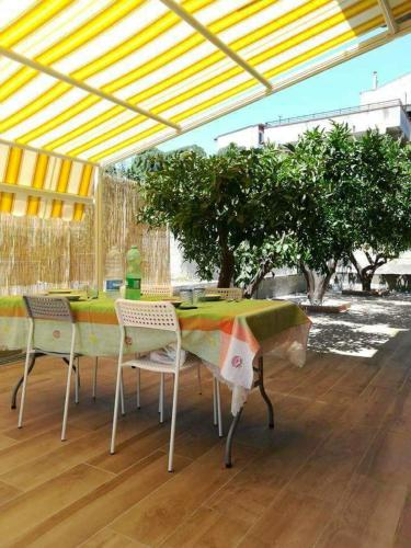 . Apartment with 3 bedrooms in Marina di Gioiosa Ionica with furnished terrace 700 m from the beach