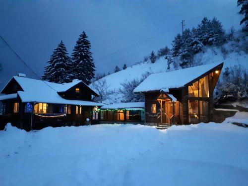 ski chalet Carmel, Rila mountain, near Borovets