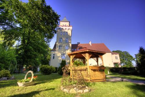 Hotel-overnachting met je hond in Zamek Nowęcin - Łeba