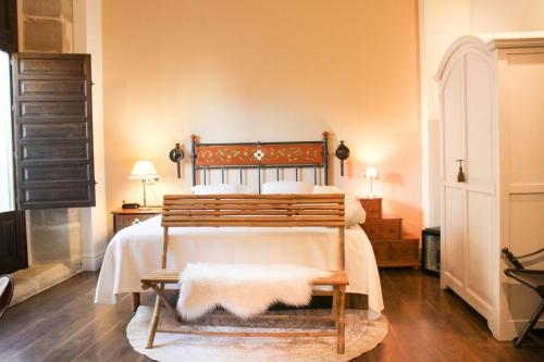 Deluxe Double Room with Bath Hotel Teatrisso 1
