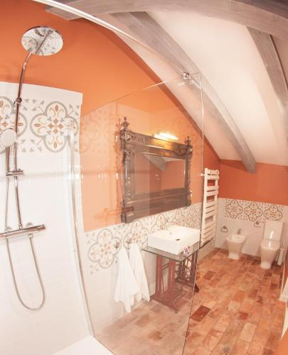 Triple Room with Sloping Roof Hotel Teatrisso 4