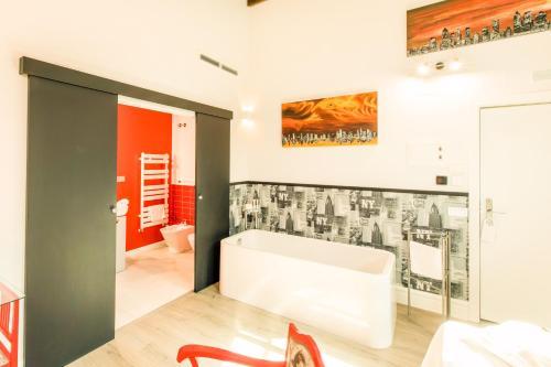 Deluxe Junior Suite Hotel Teatrisso 2