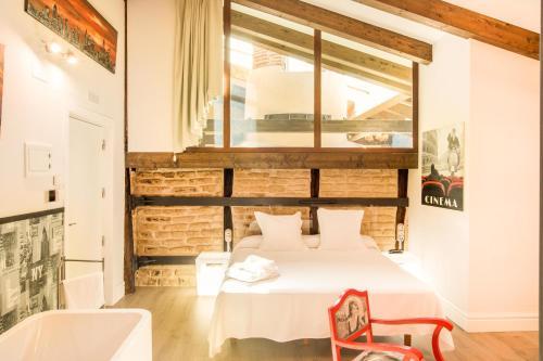 Deluxe Junior Suite Hotel Teatrisso 1