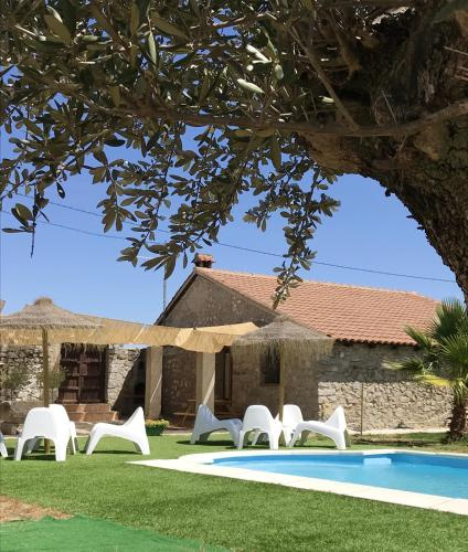 . House with 4 bedrooms in Alcaracejos, with shared pool, enclosed garden and WiFi