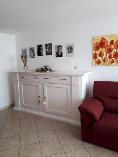 . Apartment with one bedroom in Carbonia Iglesias with furnished garden 10 km from the beach