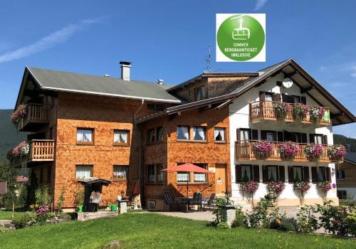 Panoramahaus Künzler - Apartment - Kleinwalsertal