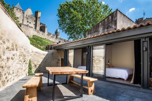 Le Jardin de La Tour Pinte - Location saisonnière - Carcassonne