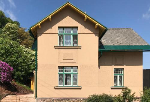 Vila Pecka - výjimečné ubytování se saunou v Podkrkonoší