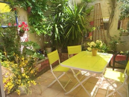 Maison de 2 chambres a Avignon avec terrasse amenagee et WiFi
