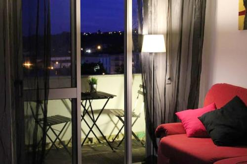. Apartment with 2 bedrooms in Tomar with WiFi