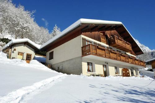 Appartement de 2 chambres a Champagny en Vanoise avec magnifique vue sur la montagne jardin clos et WiFi a 40 m des pistes - Apartment - Champagny en Vanoise