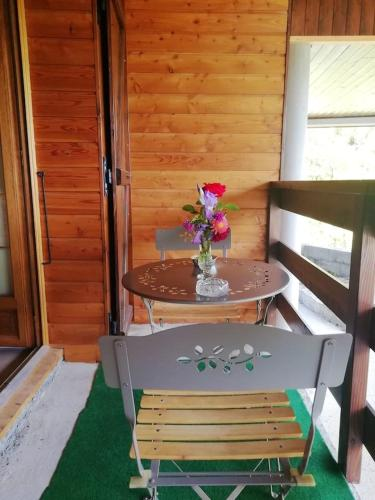 . Apartment with 2 bedrooms in SaintRambertenBugey with wonderful mountain view enclosed garden and WiFi
