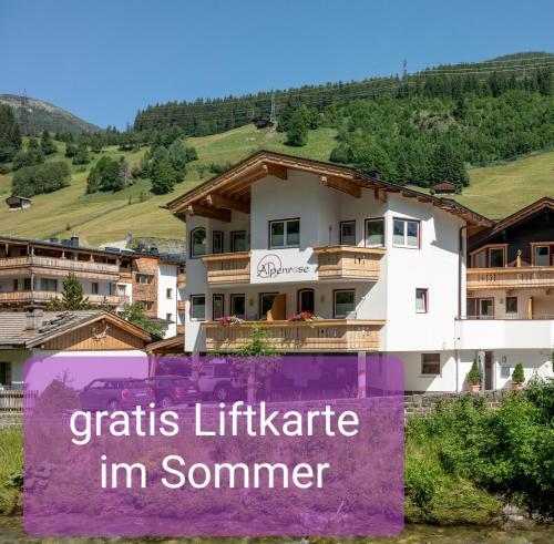 . alpenrose hotel-garni