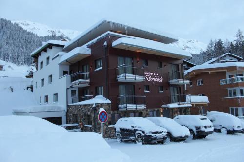 Hotel Garni Dorfblick St. Anton am Arlberg
