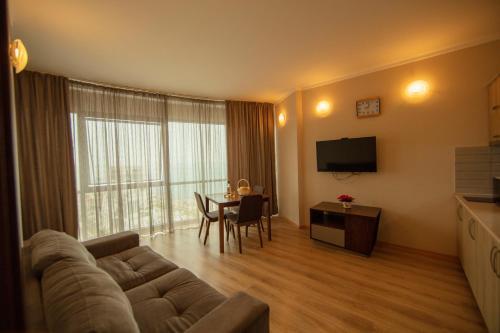 . Golden Apartment