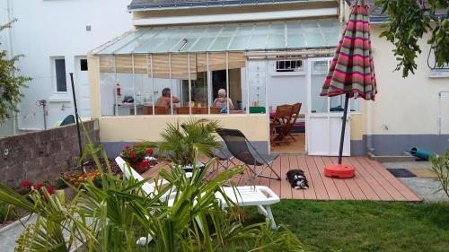 . Maison de 3 chambres a Le Pouliguen avec jardin clos et WiFi a 900 m de la plage