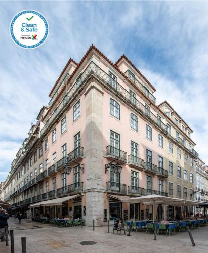 Living Lisboa Baixa Apartments