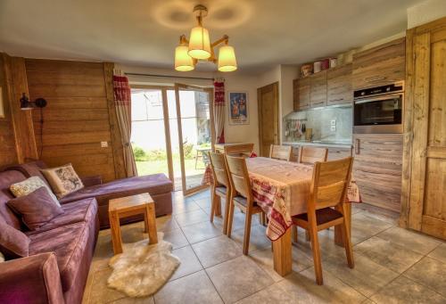 Nivéoles A5 - Morillon village 2 bedrooms apartment - Apartment - Morillon