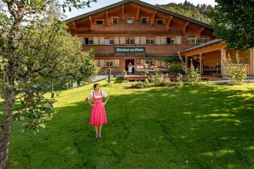 Gämsle Hotel, Wirtshaus & mehr - Schoppernau