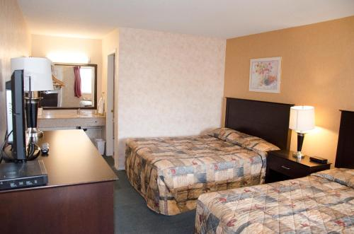Best Budget Inn & Suites Kamloops - Hotel