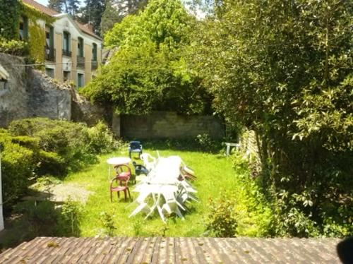 . Apartment with one bedroom in Neris les Bains with WiFi