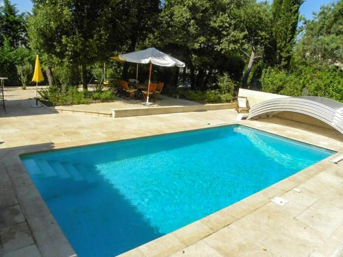 House with 3 bedrooms in Entrechaux with private pool enclosed garden and WiFi 10 km from the slopes