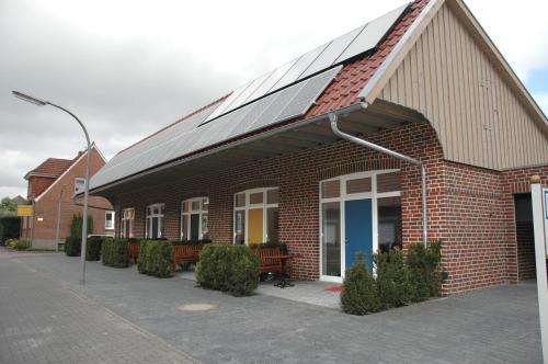 . Göcke's Haus und Garten - Remise