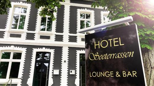 Hotel-Restaurant-Seeterrassen, Wandlitz