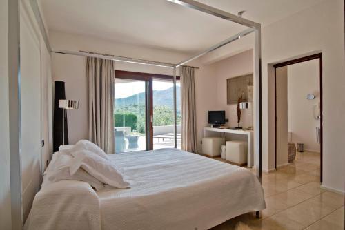 Superior Doppelzimmer mit Bergblick Cases de Son Barbassa Hotel & Restaurant 4
