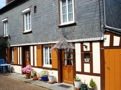 House with 2 bedrooms in Honfleur - Location saisonnière - Honfleur