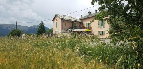 Accommodation in Thorame-Haute