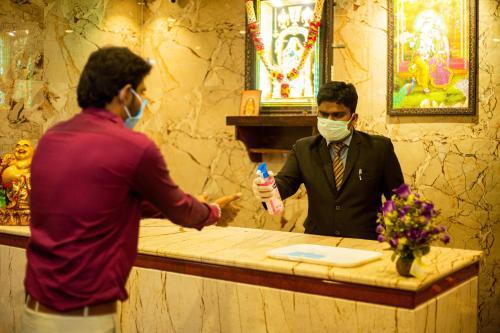 . Hotel Ragavendra Rameswaram