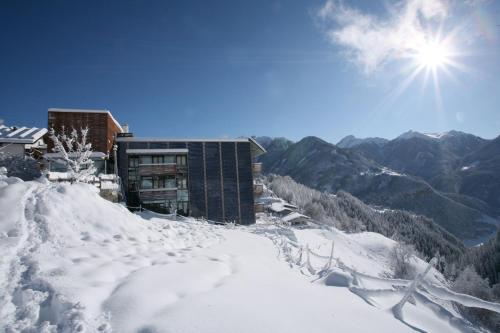 Hotel Pension Geiger Serfaus