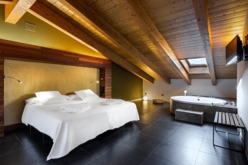 Junior Suite Hotel Spa Aguas de los Mallos 4