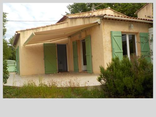 House with 3 bedrooms in SaintCezairesurSiagne with enclosed garden and WiFi 32 km from the beach