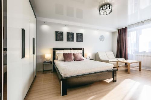 . Apartments-studio on Lenina prospect