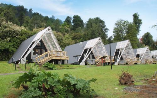 Termas de Aguas Calientes - Accommodation - Puyehue