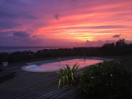 Sunset Paradise - Chambre d'hôtes - Grand-Bourg