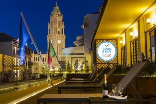 Pao de Acucar Hotel in Porto