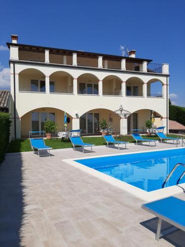 . Villa Benvenuto