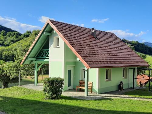 Holiday Home Neokrnjena Narava - Ševnica