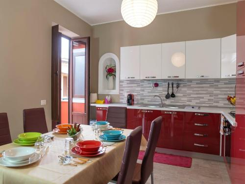 . Apartment with 3 bedrooms in Lamezia Terme with WiFi