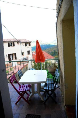 Apartment with 2 bedrooms in Muro with wonderful sea view and furnished terrace