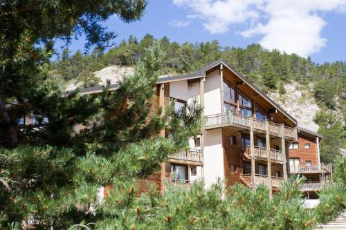 Vacancéole - Résidence Les Chalets et Balcons De La Vanoise - Apartment - La Norma
