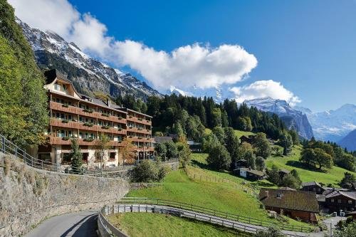 Hotel Hotel Alpenrose Wengen