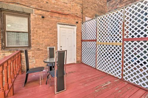 Downtown Albany Apt - Walk to Cafes & Museums - Apartment - Albany