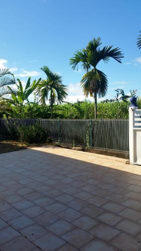 Appartement d'une chambre a Petit Canal avec terrasse et WiFi a 7 km de la plage - Location saisonnière - Petit-Canal