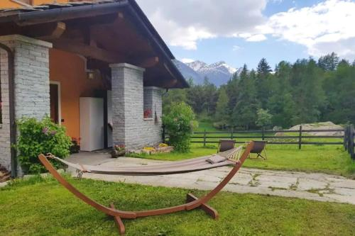 . Apartment with one bedroom in Bionaz