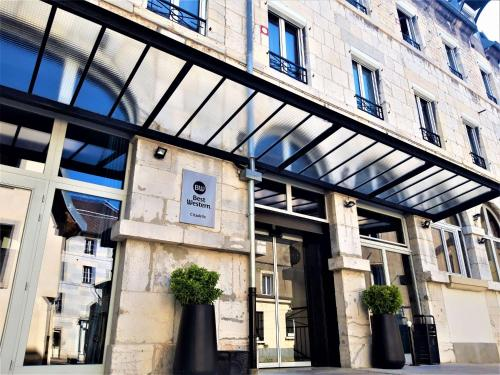 Best Western Citadelle - Hôtel - Besançon