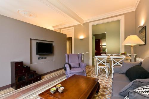 Bcn Paseo De Gracia Rocamora Apartment photo 29